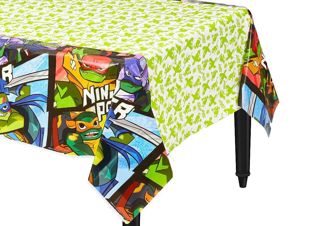 Rise of the TMNT Tablecover