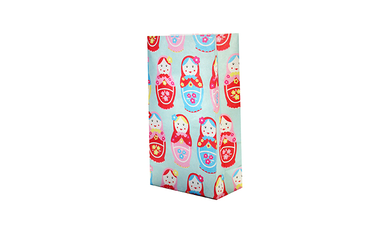 Russian Doll Treat Bags - 12pk