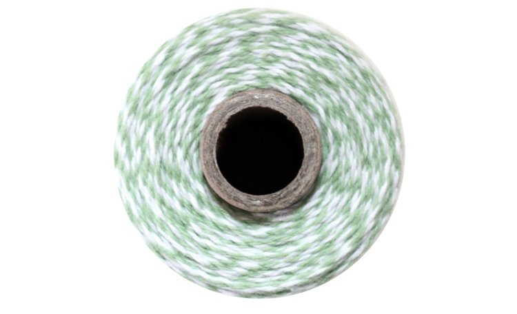 100% Cotton Bakers Twine - Seaweed