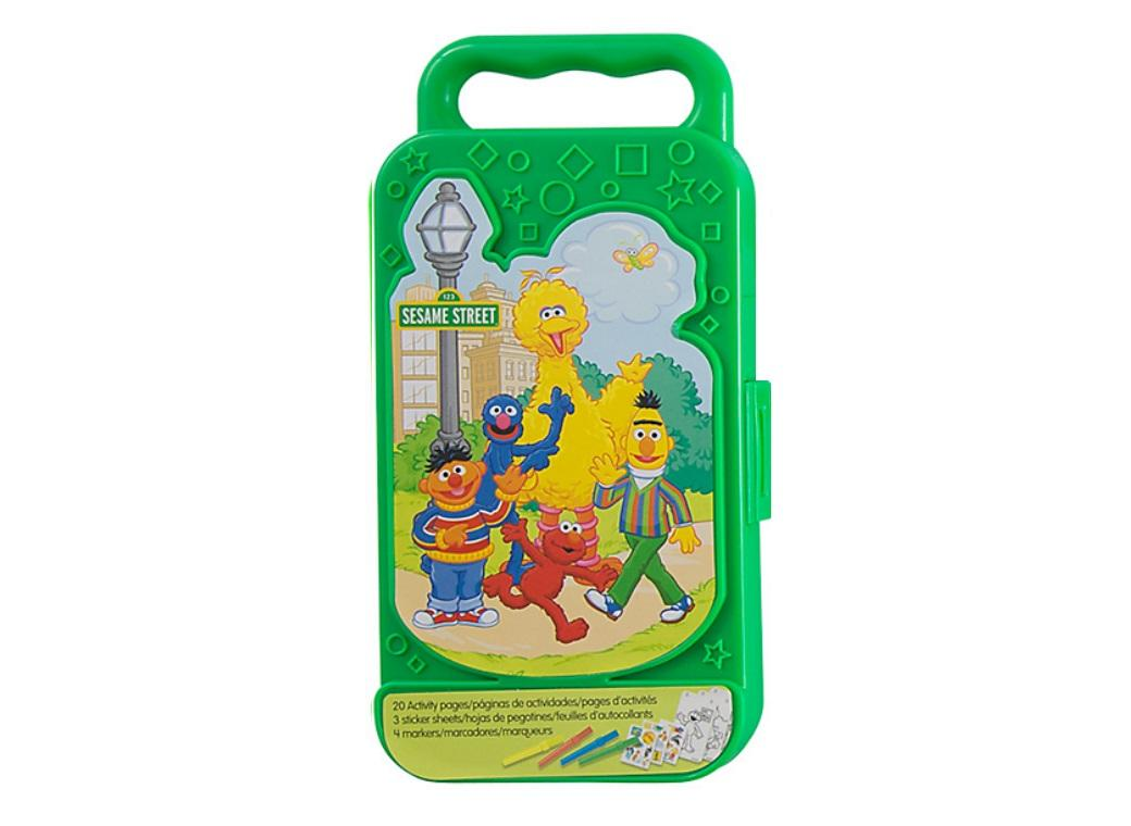 Sesame Street Activity Kit