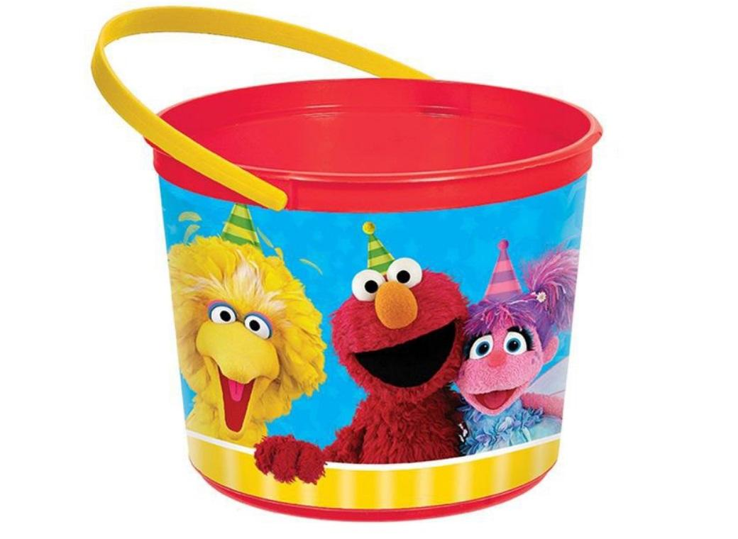 Sesame Street Favour Container