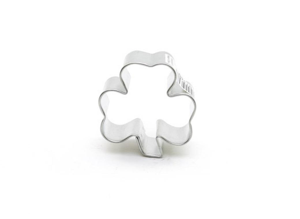 Mini Cookie Cutter - Shamrock