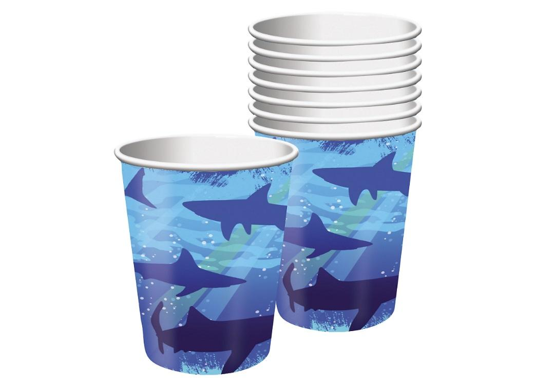 Shark Splash Cups 8pk
