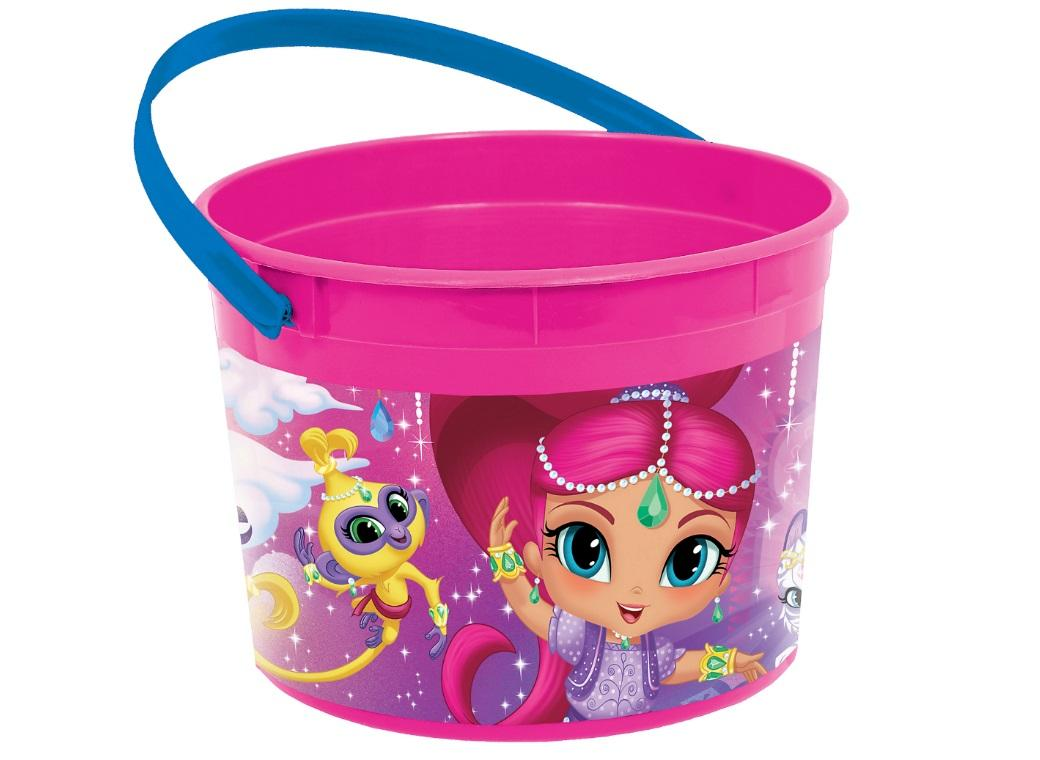 Shimmer & Shine Favour Container