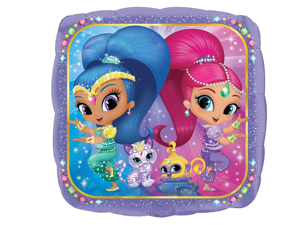Shimmer & Shine Foil Balloon