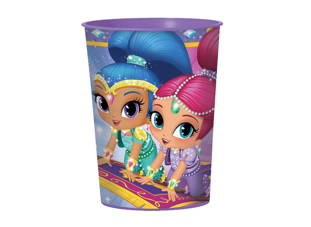 Shimmer & Shine Keepsake Cup