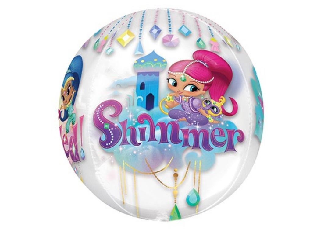 Shimmer & Shine Orbz Balloon