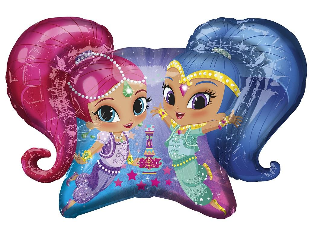 Shimmer & Shine Giant Foil Balloon