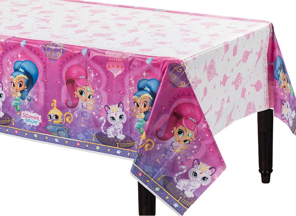 Shimmer & Shine Tablecover