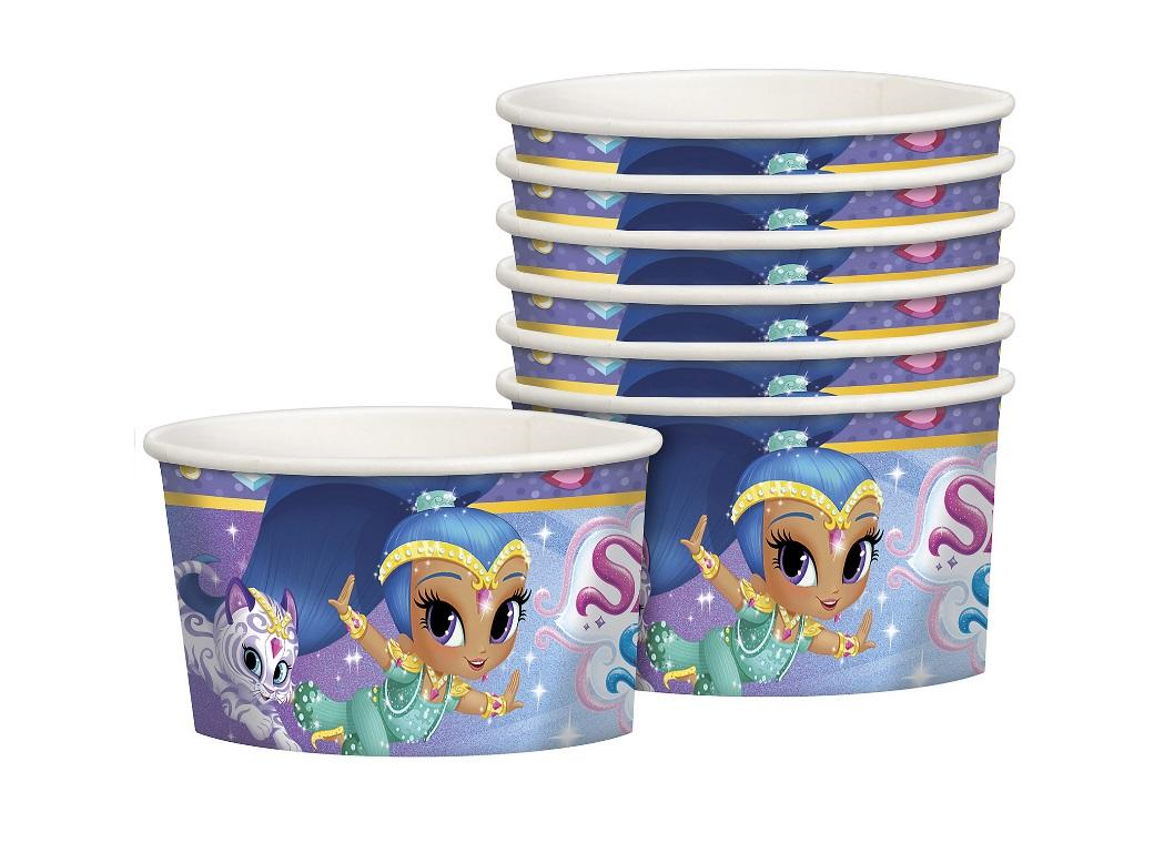 Shimmer & Shine Treat Cups 8pk