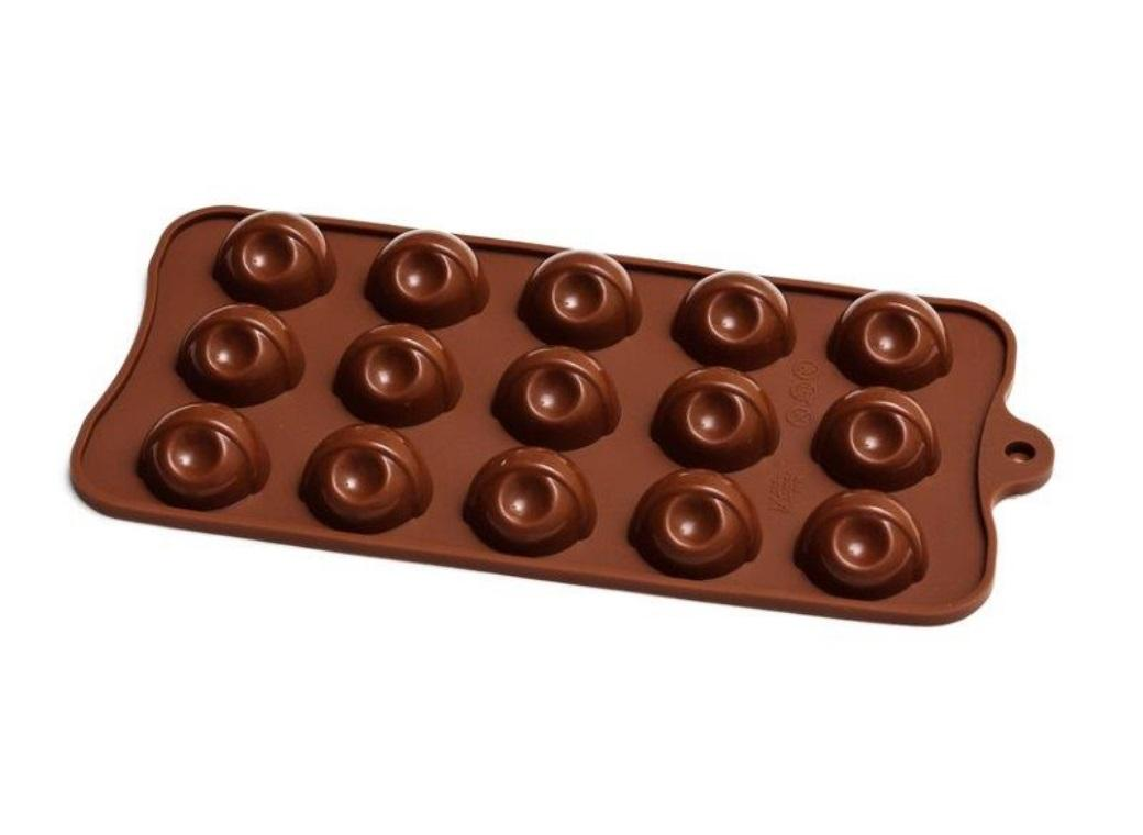 Silicone Chocolate Mould - Imperial Round