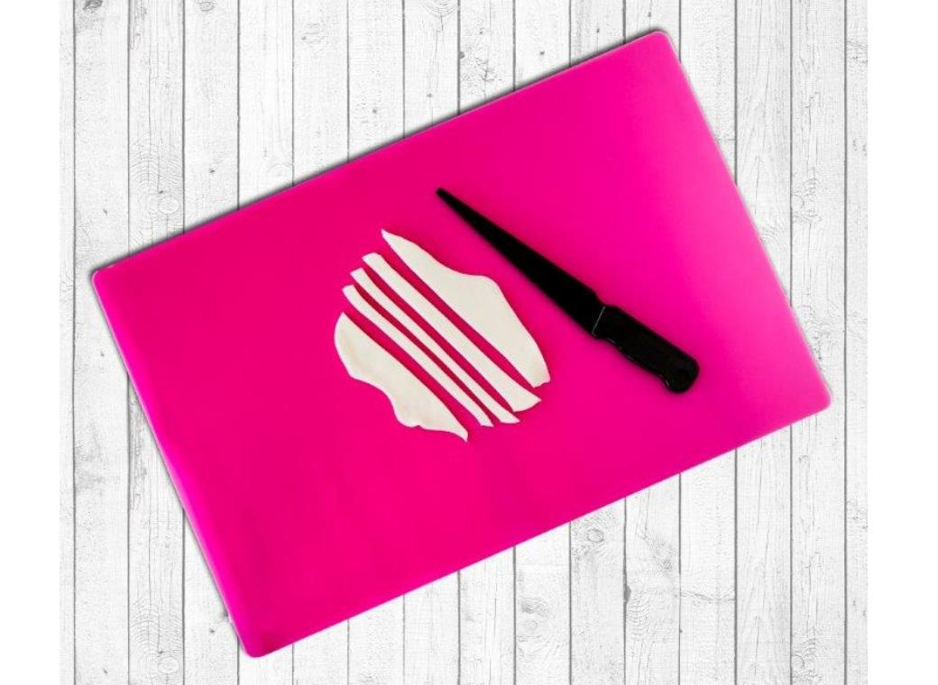 Silicone Mat&Knife Set - Large