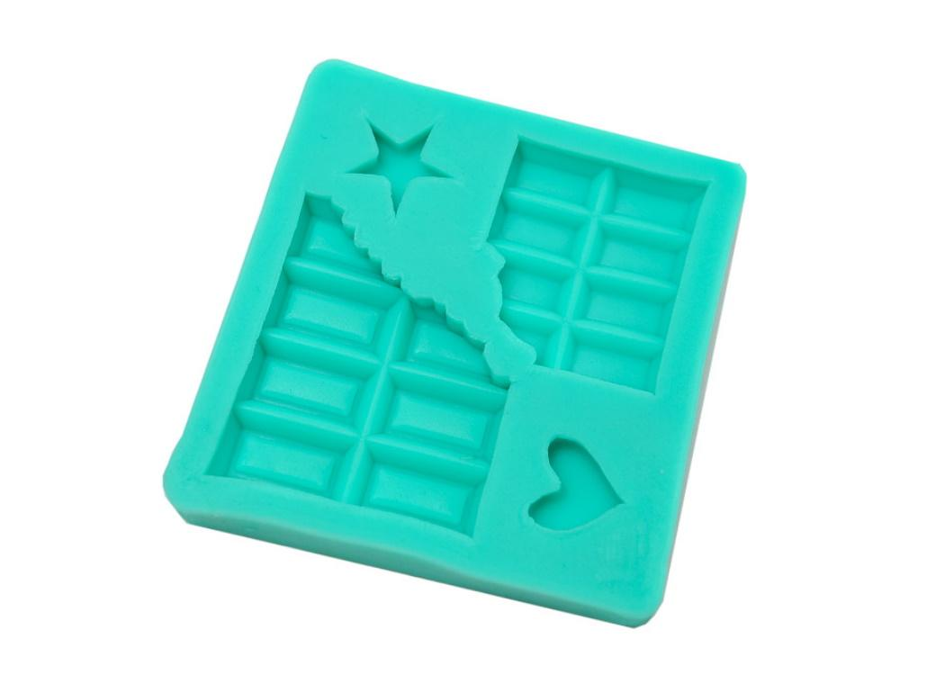 Silicone Mould - Mini Chocolate Block