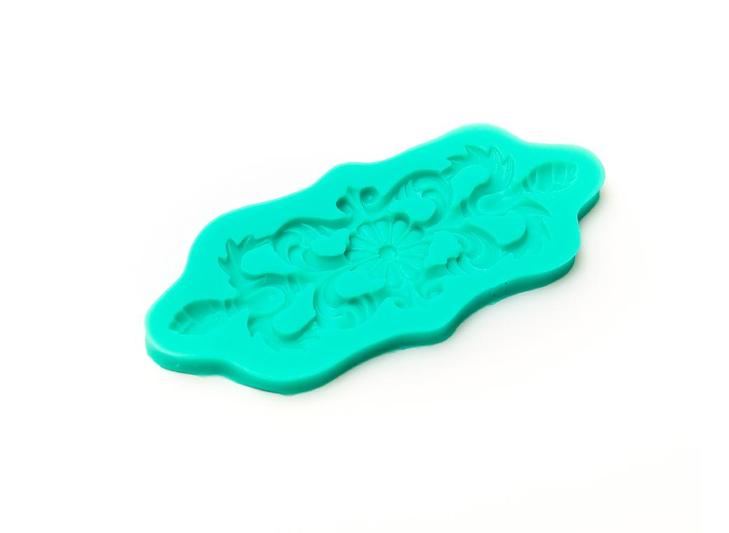 Silicone Mould - Ornate Overlay