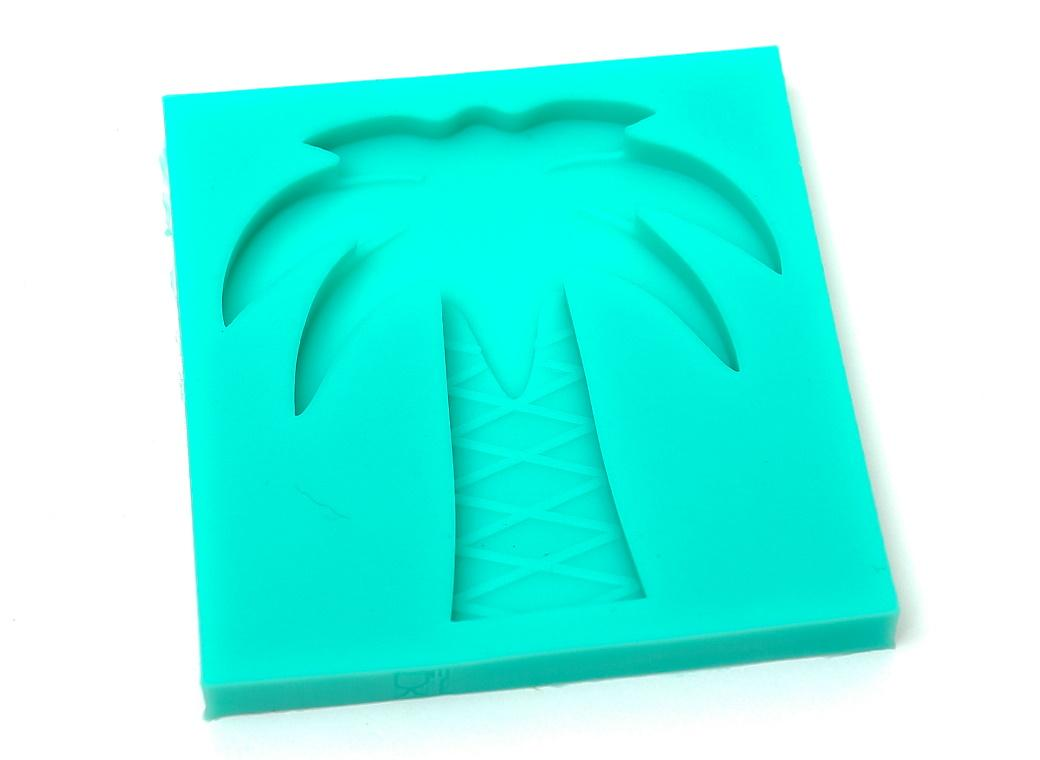 Silicone Mould - Palm Tree