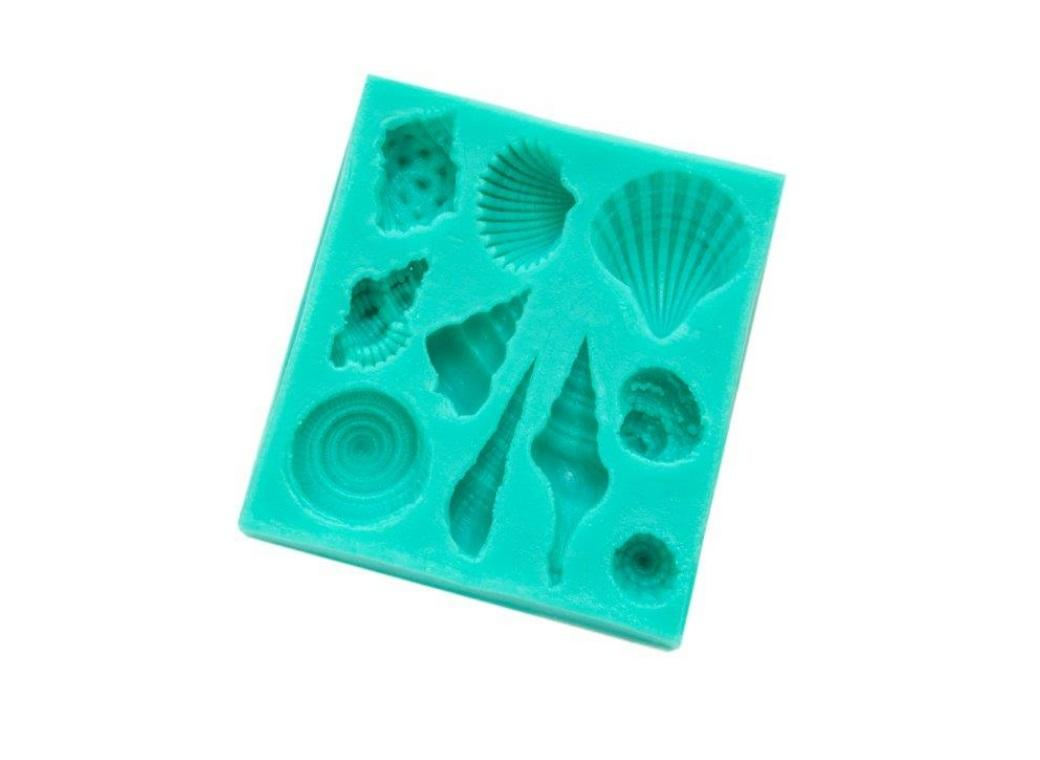 Silicone Mould - Sea Shells