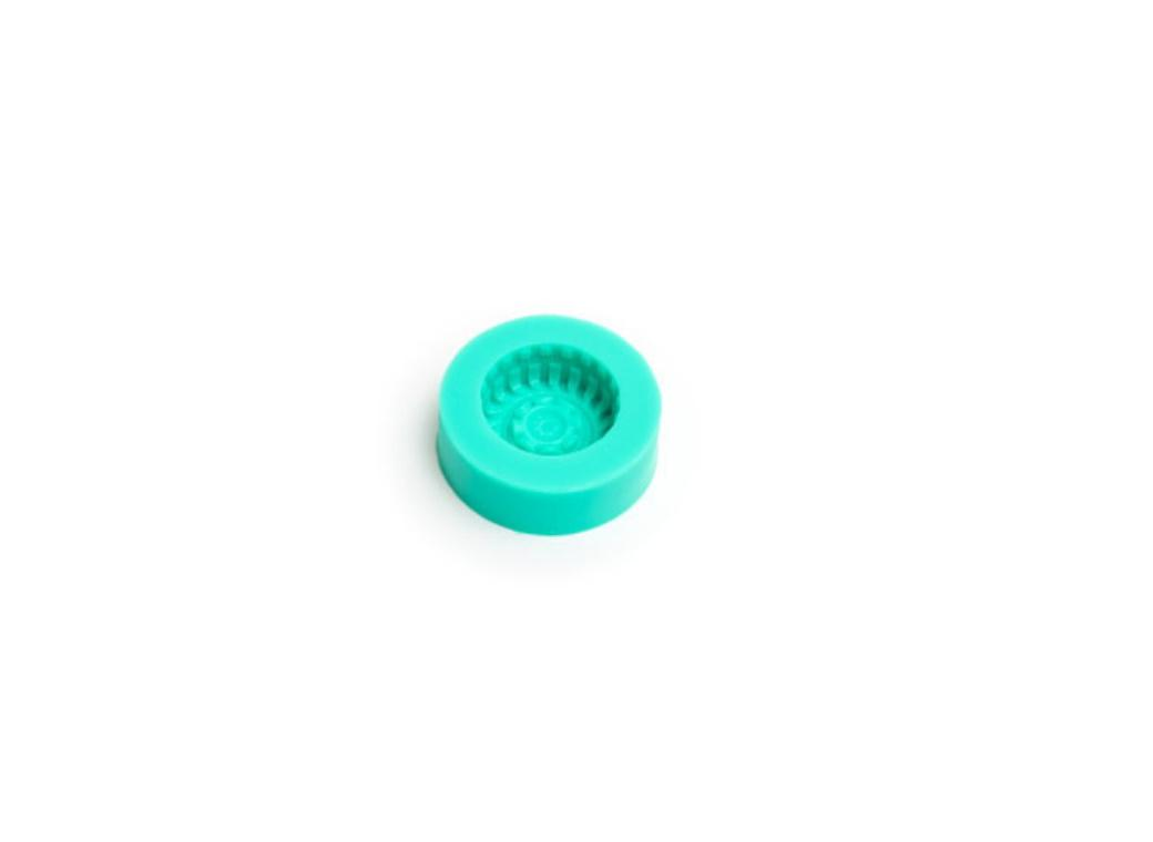 Silicone Mould - Tyre 3.5cm