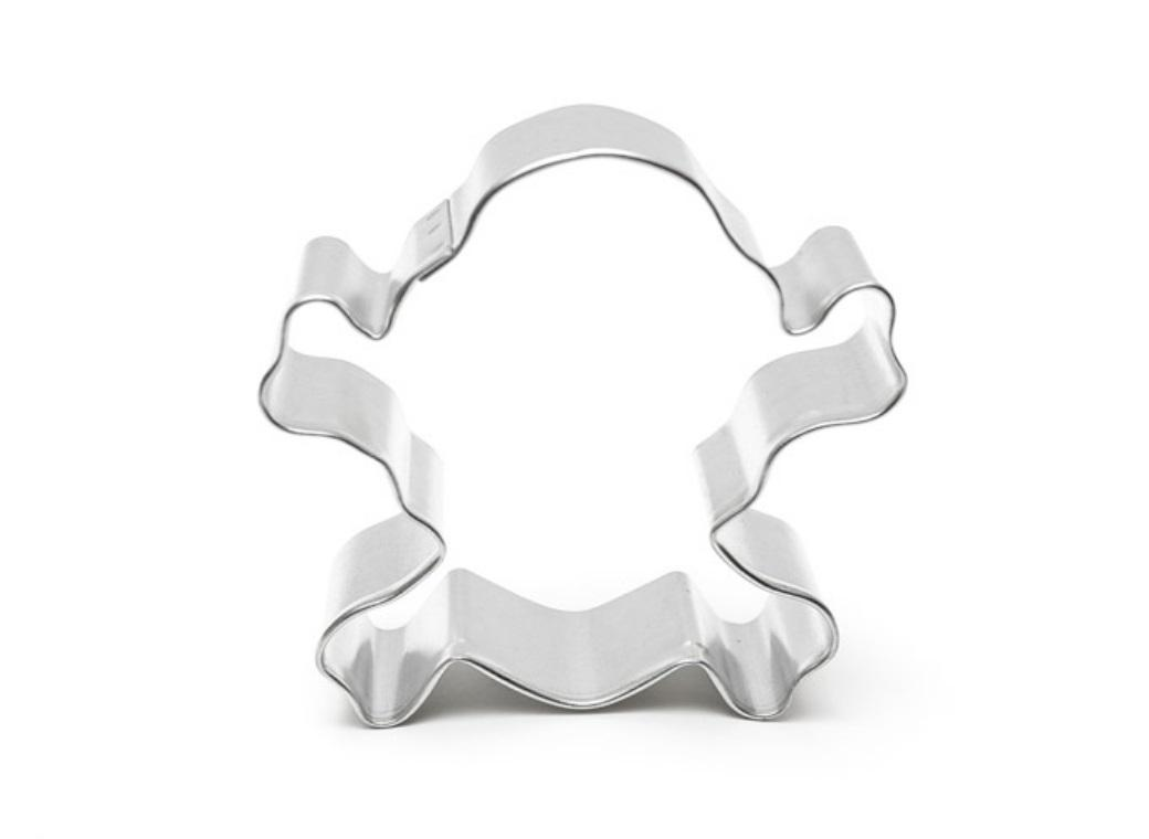 Skull  &  Cross Bones Cookie Cutter