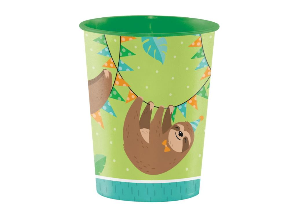 Sloth Party Favour Cup