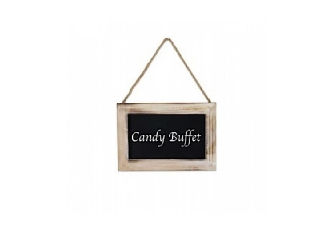 Hanging Chalk Board - Small