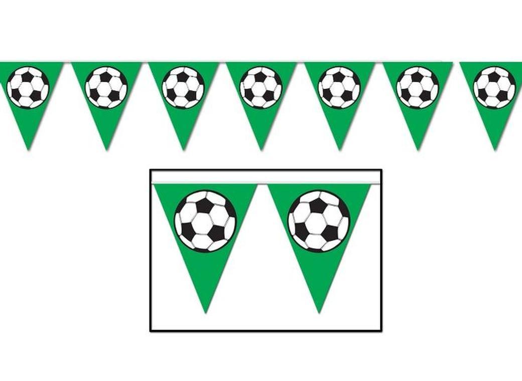 Soccer Bunting