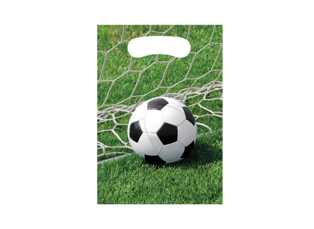 Soccer Loot Bags - 8pk