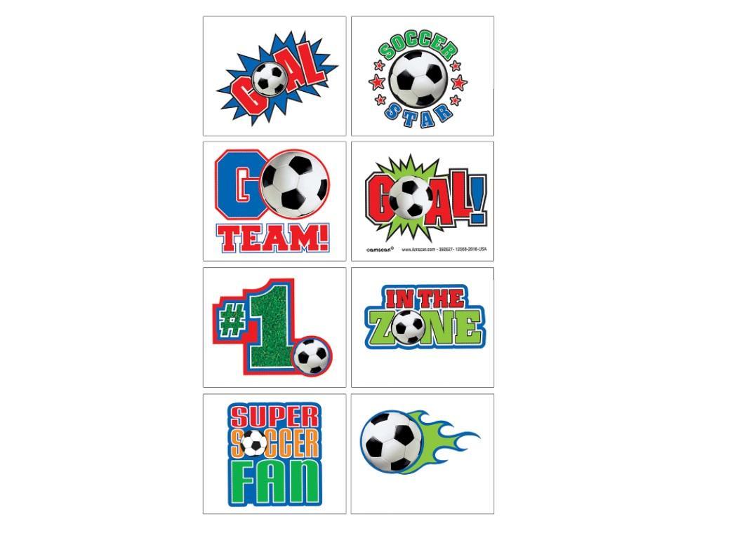 Soccer Fan Tattoos