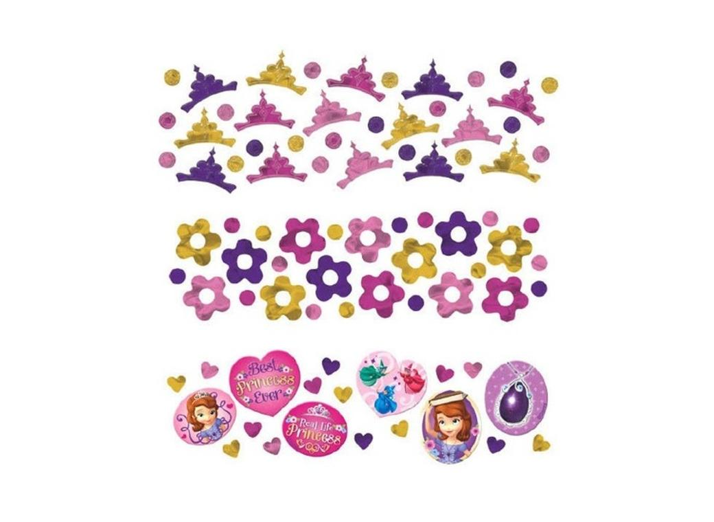 Sofia the First - Confetti