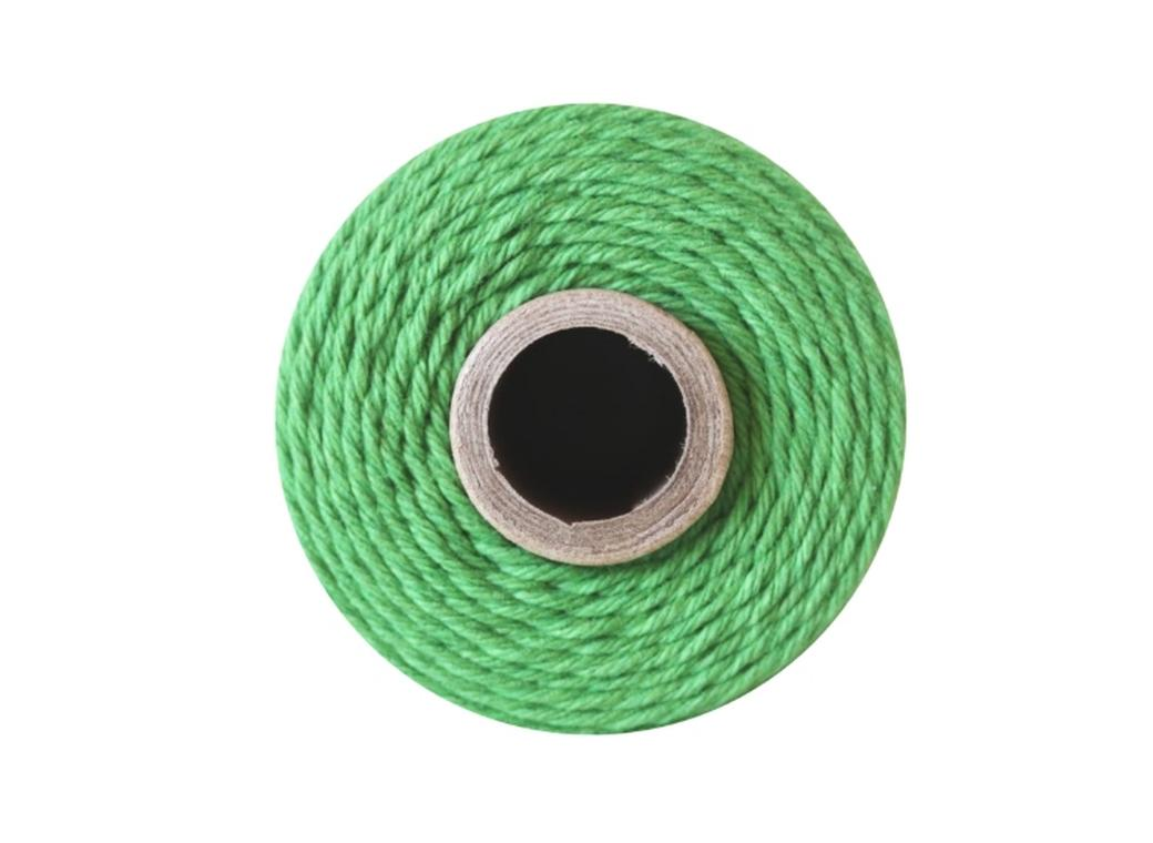 100% Cotton Bakers Twine - Solid Green