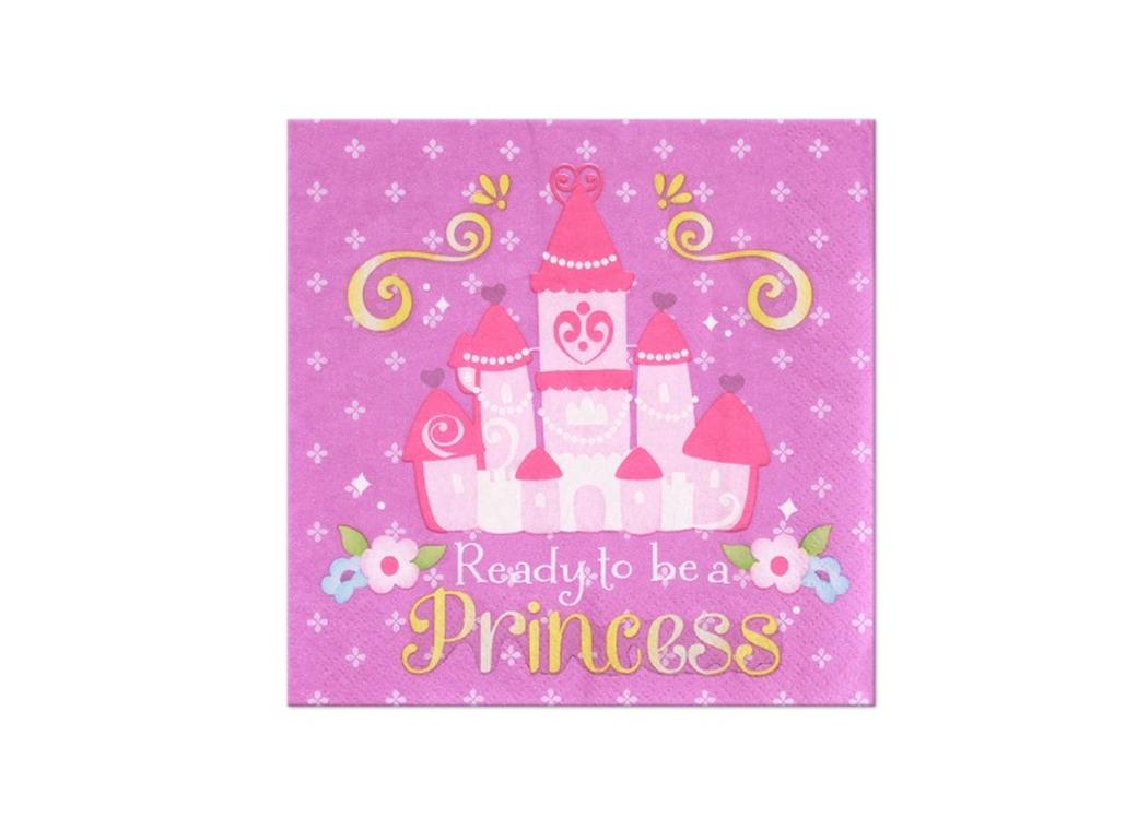 Sofia the First - Lunch Napkins