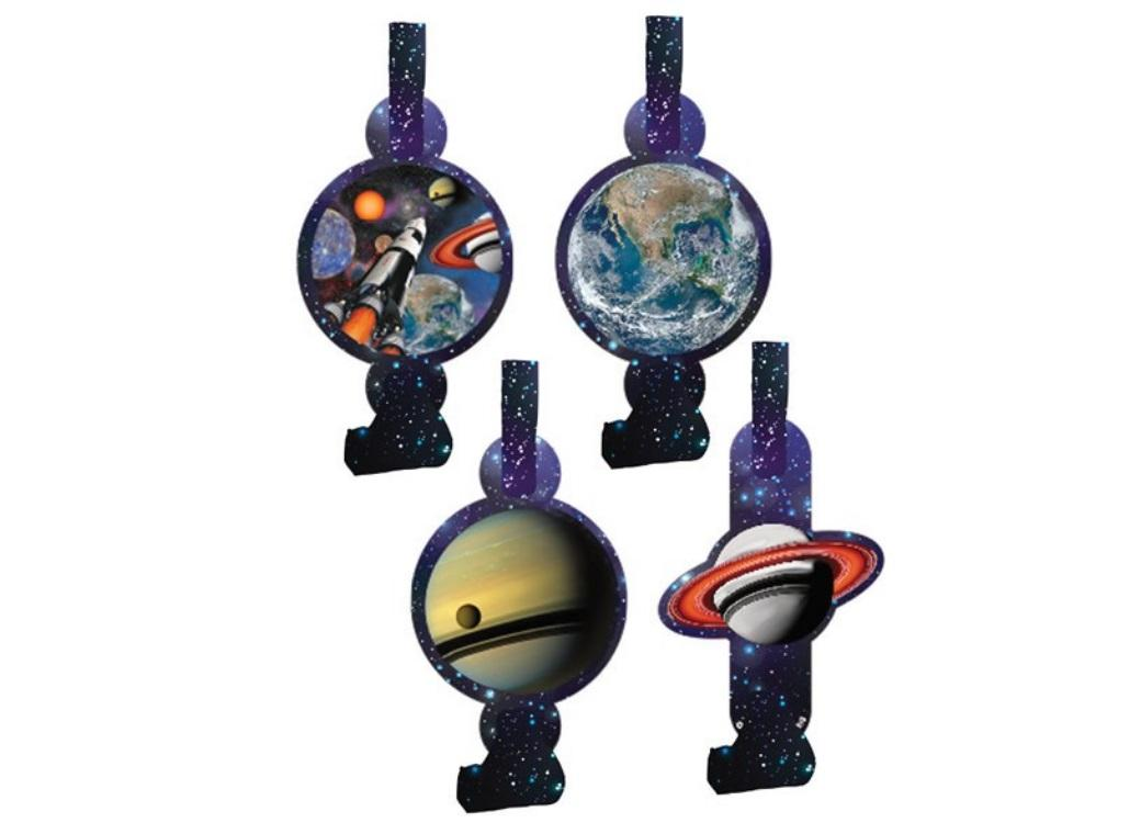 Space Blast Blowouts 8pk