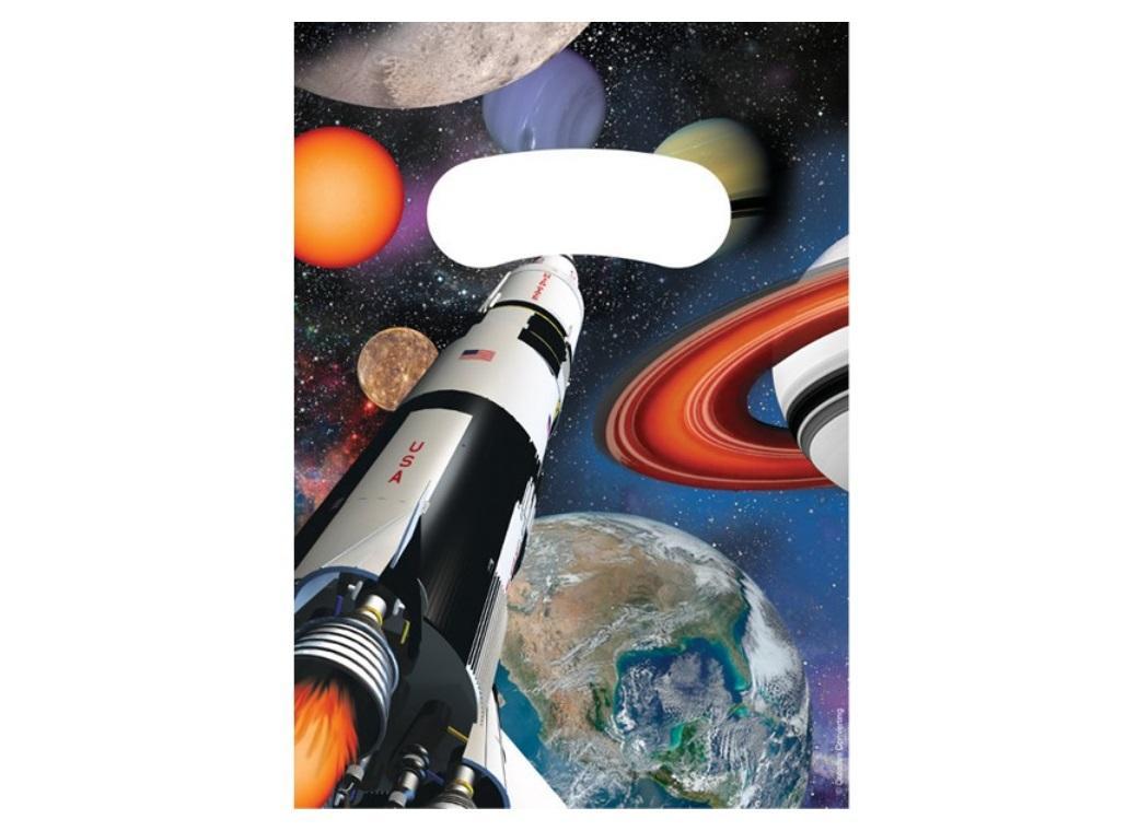 Space Blast Loot Bags 8pk