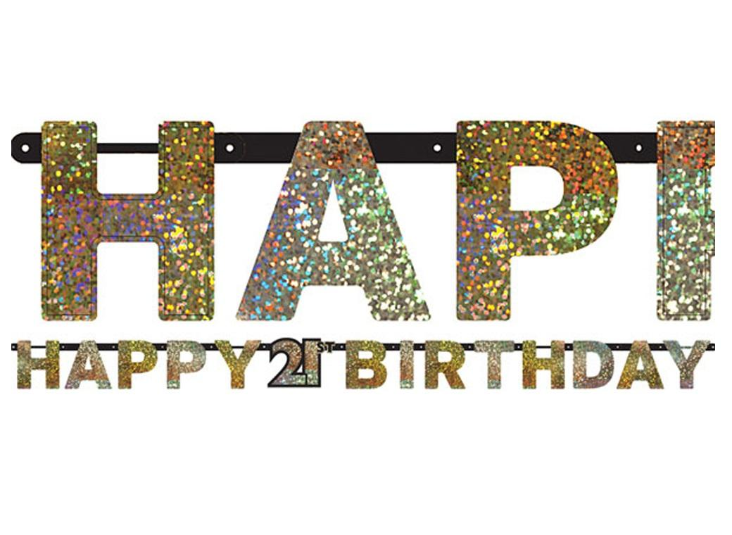 Sweet Pea Parties Happy Birthday Banners