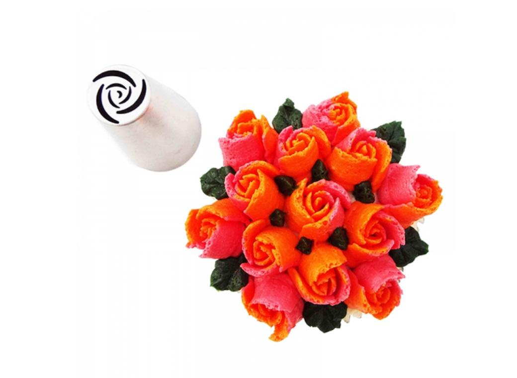 Specialty Icing Tip - 7 Petal Rose