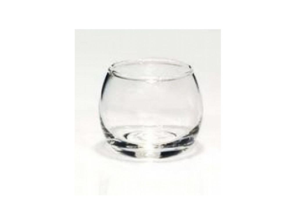 Sphere Glass Tea Light Holder