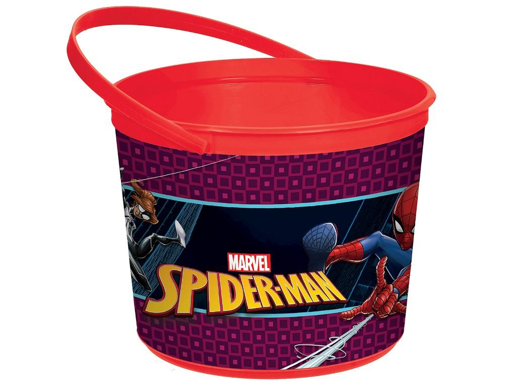 Spiderman Favour Container