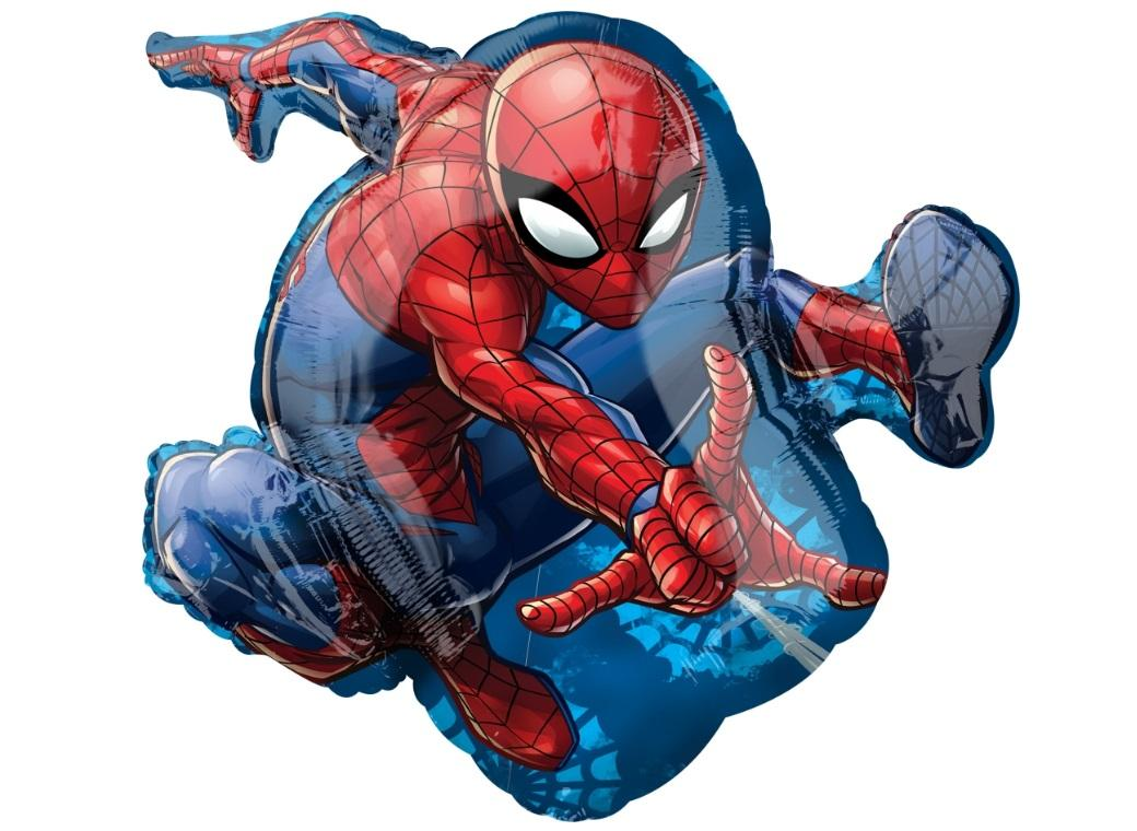 Spiderman SuperShape Foil Balloon