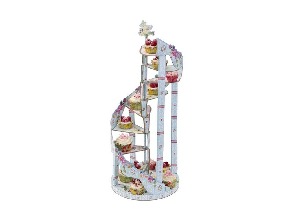 Truly Scrumptious Spiral Cupcake Stand