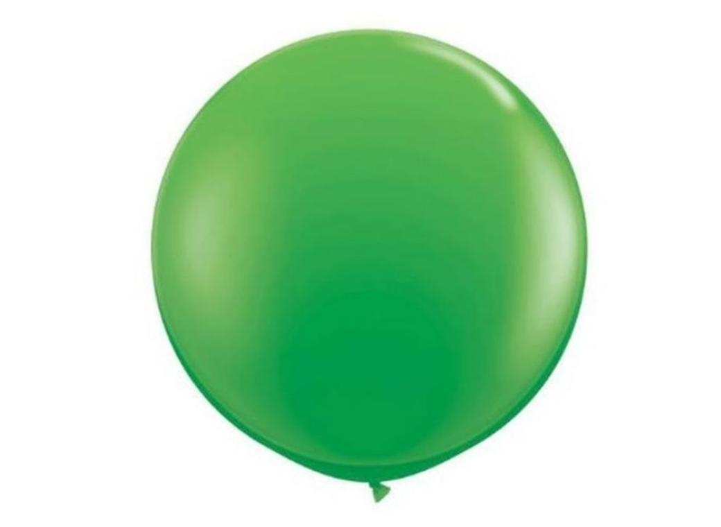 Jumbo Balloon - Spring Green