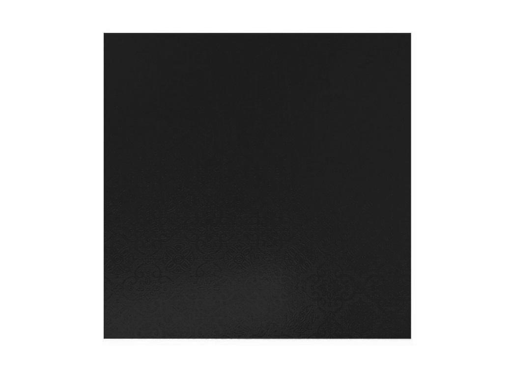 Black Masonite Cake Board Square - 12""