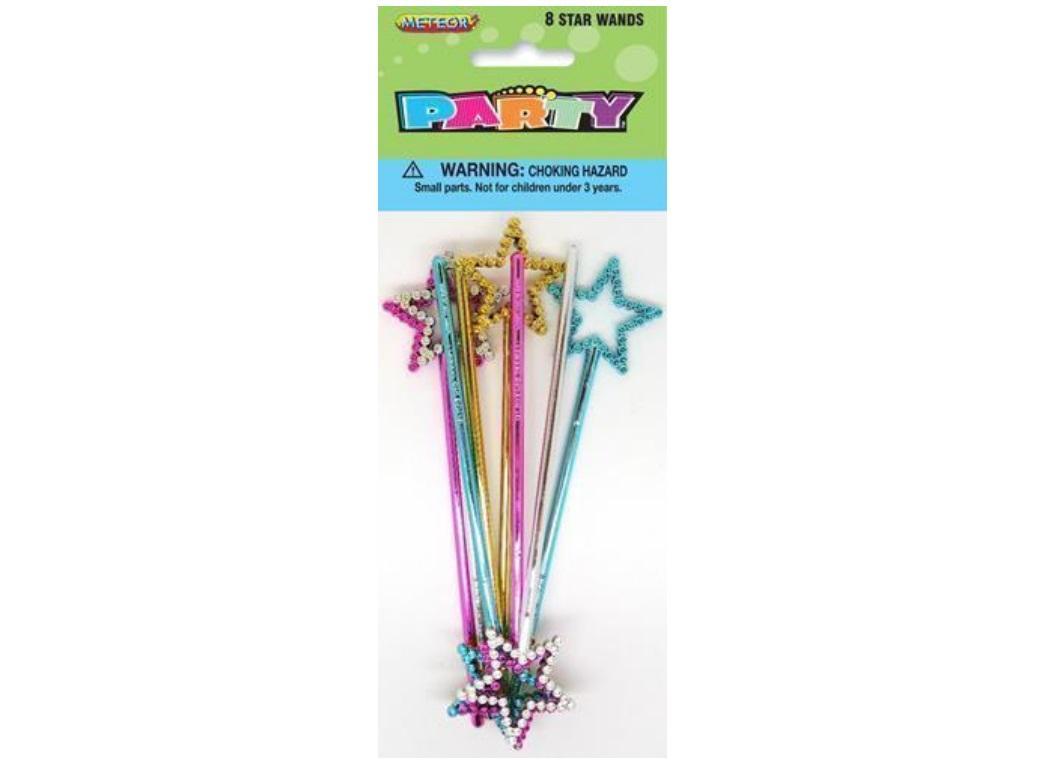 Mini Star Wands 8pk