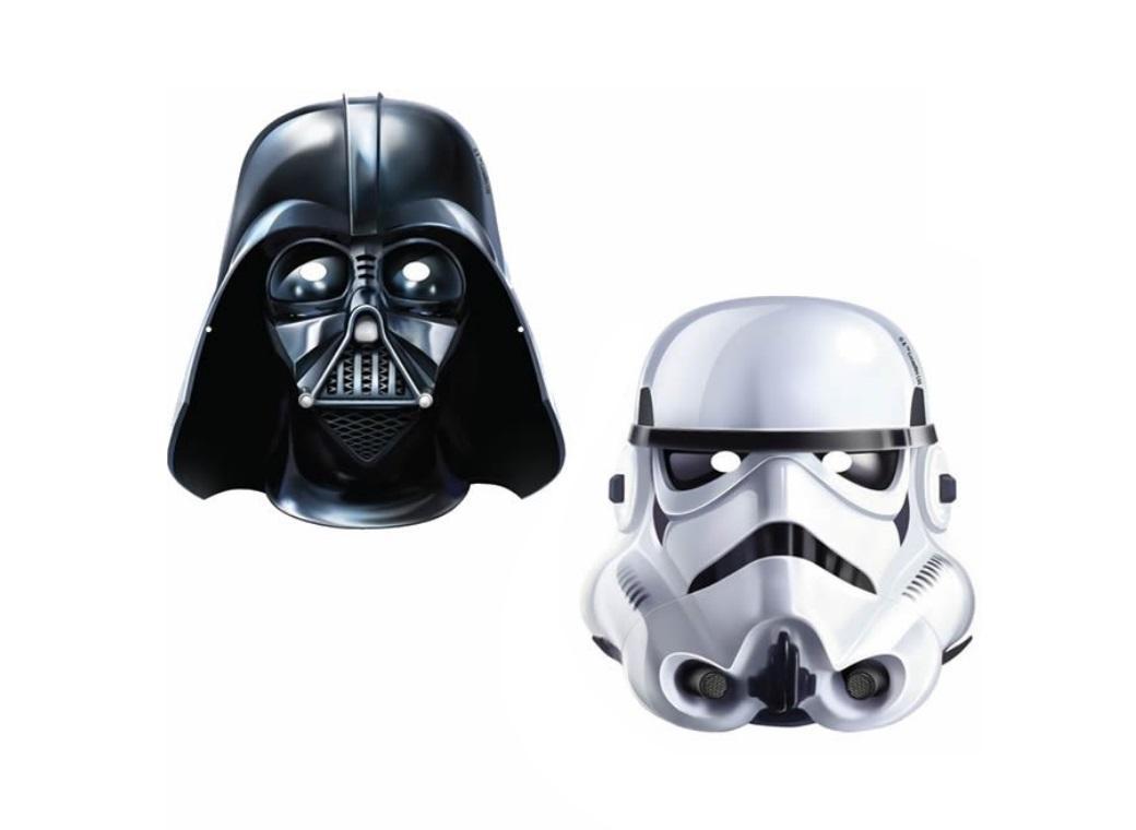 Star Wars Classic - Masks