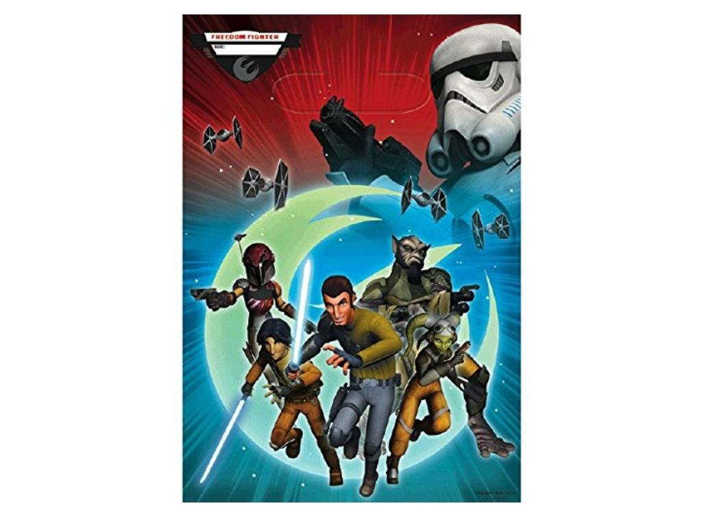 Star Wars Rebels - Loot Bags 8pk