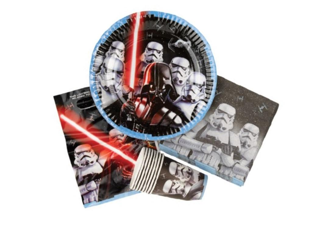 Star Wars Classic Party Pack - 40PCE