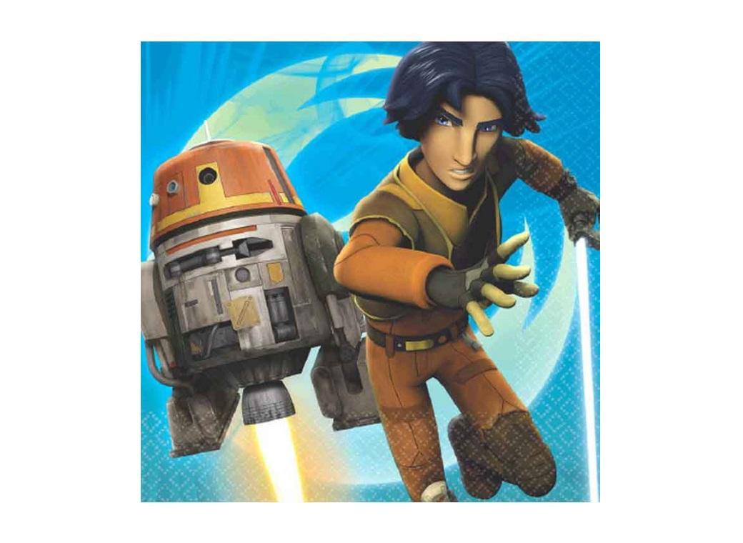 Star Wars Rebels - Lunch Napkins 16pk