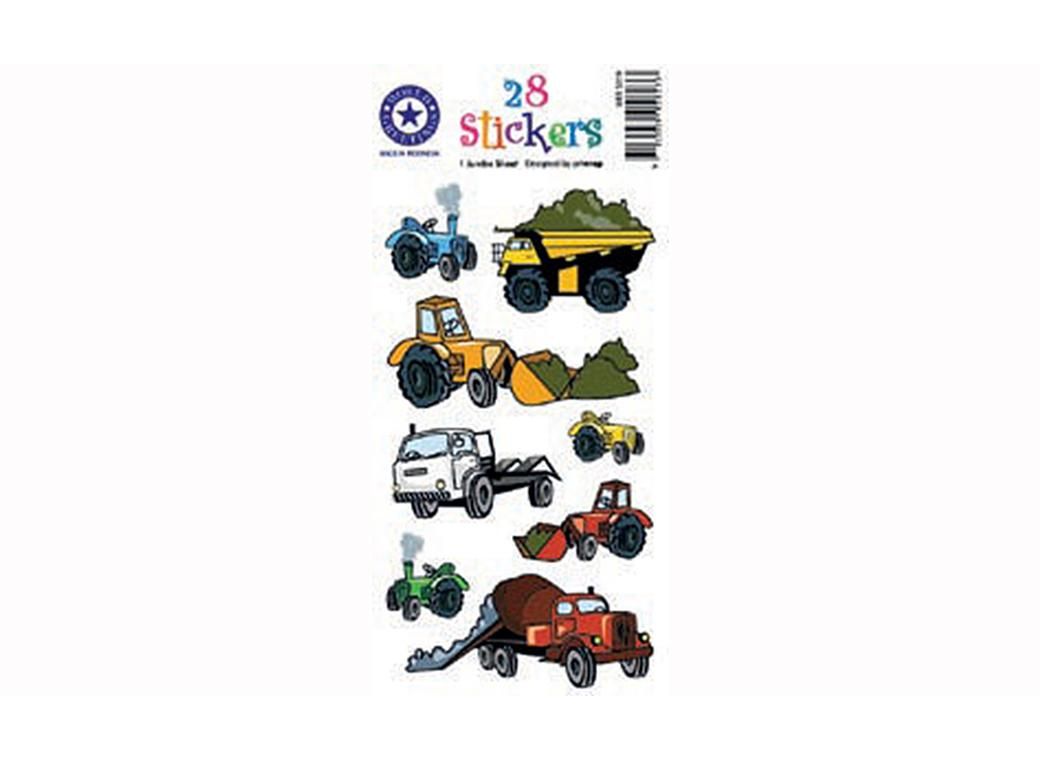 Stickers - Jumbo Trucks