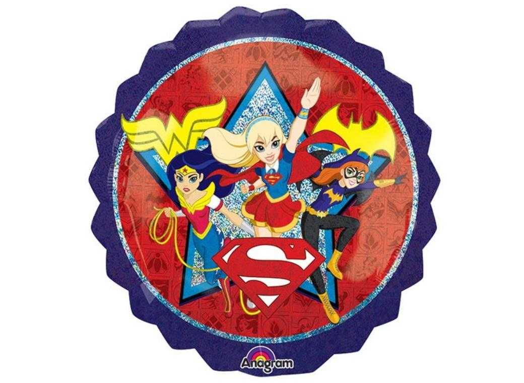 Super Hero Girls SuperShape Balloon