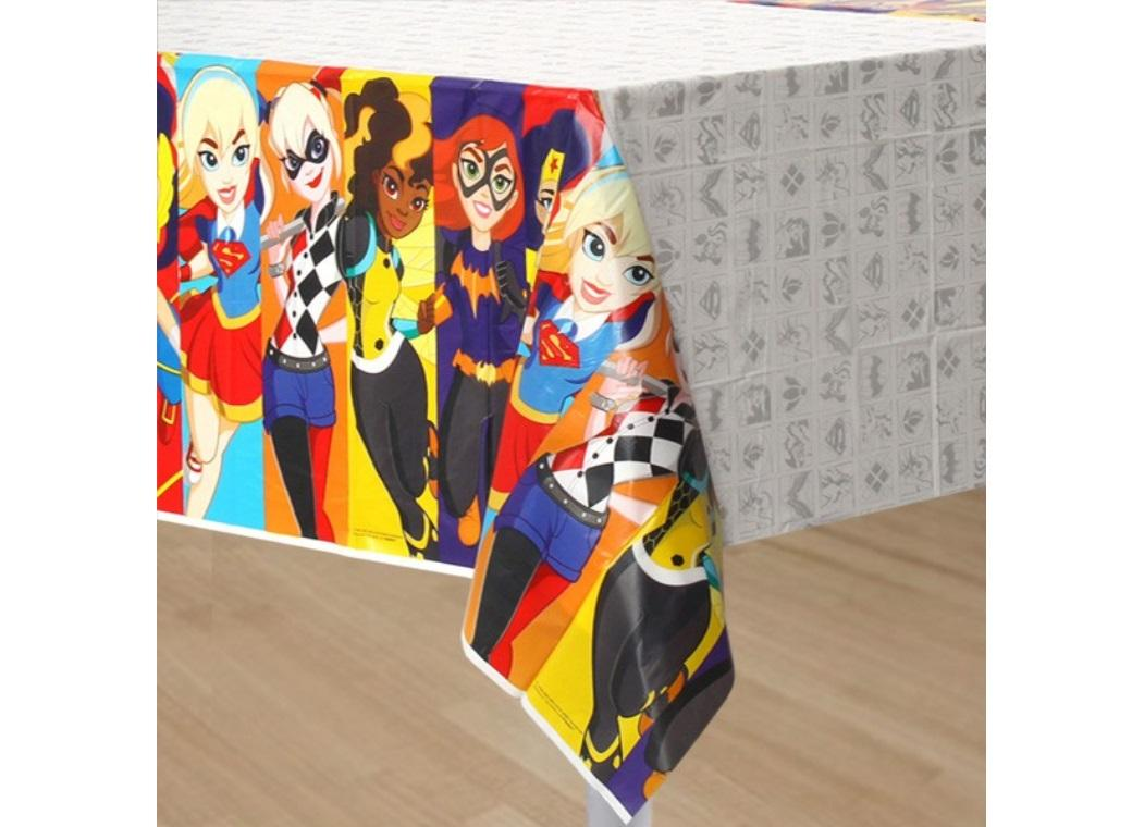 Super Hero Girls Tablecover