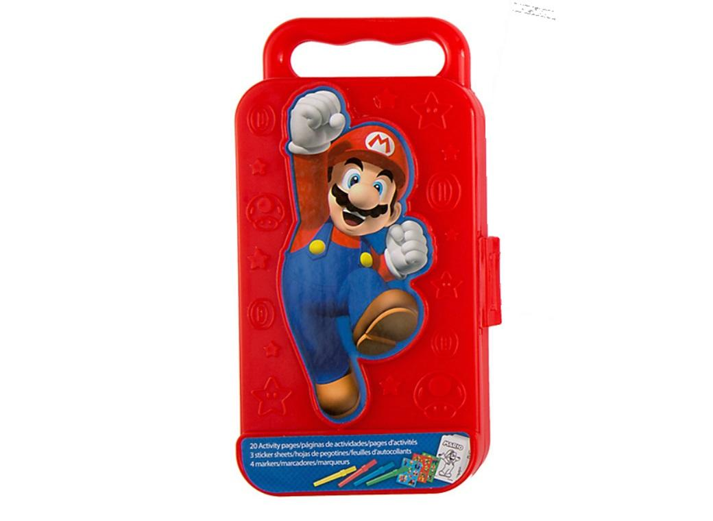 Super Mario Activity Kit