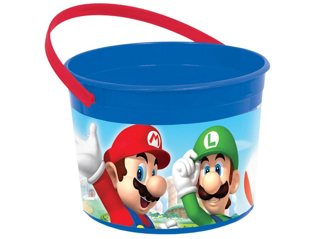 Super Mario Favour Container
